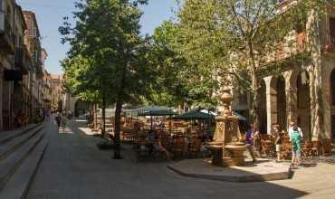 Plaza de la Verdura - PONTEVEDRA